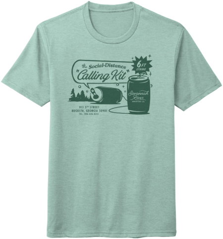 Savannah River Brewing Co. Shirt