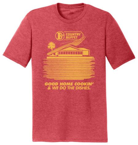 BJ Country Buffet Shirt