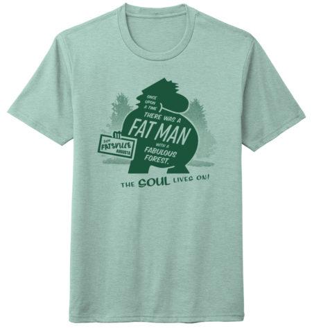 Fat Man's Shirt