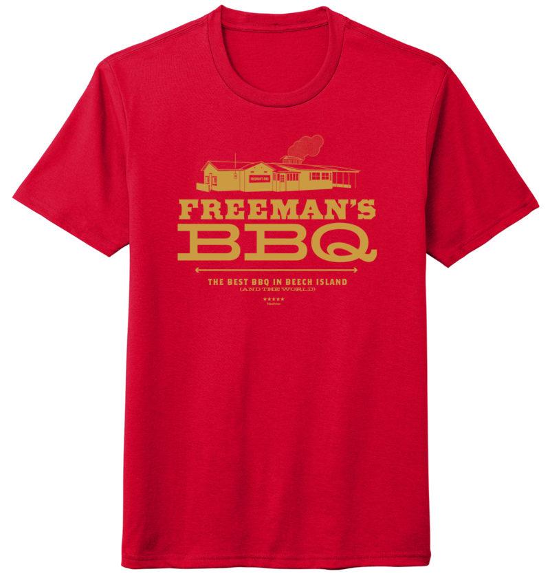 Freeman's BBQ Shirt