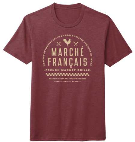 French Market Grille Shirt