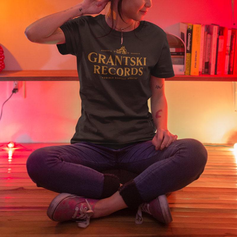 Grantski Records Shirt