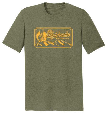The Highlander Shirt