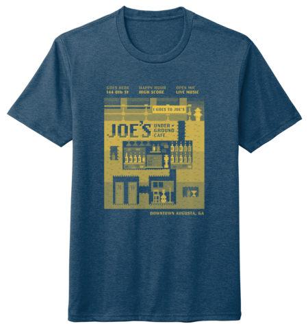 Joe's Underground Shirt