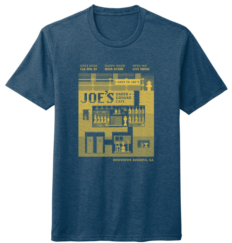 Joe's Underground Shirt