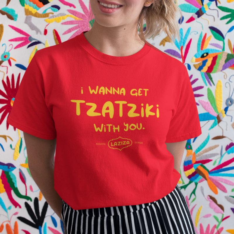 Laziza Shirt