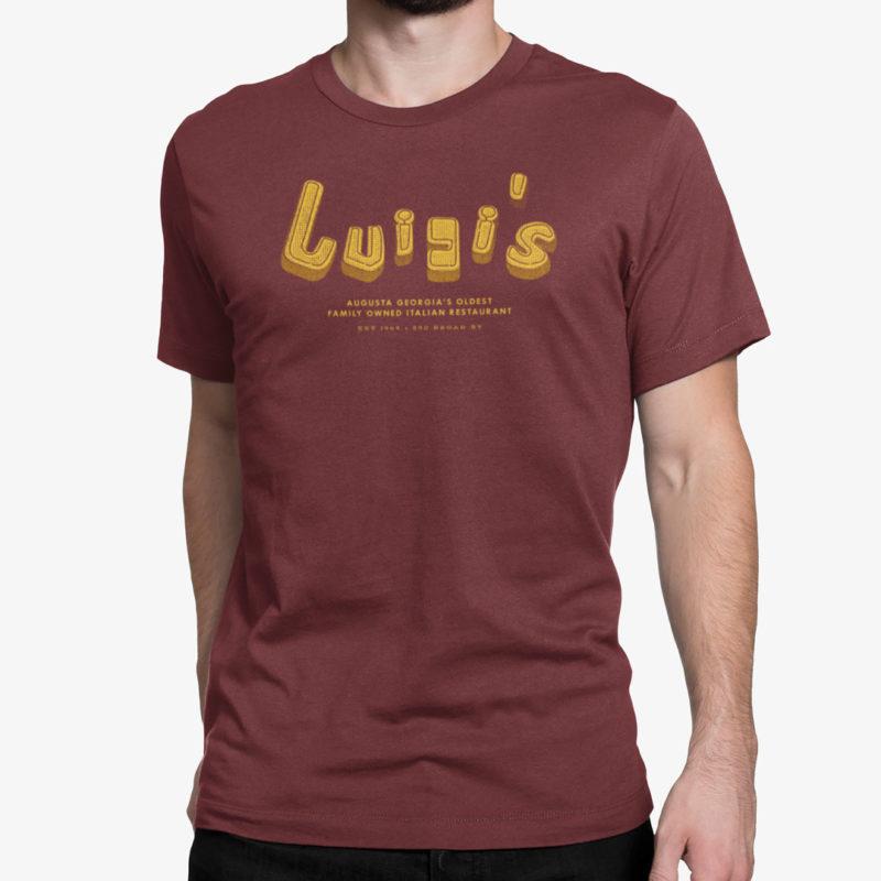 Luigi's Shirt