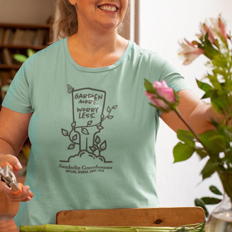 Sanderlin Greenhouses Shirt
