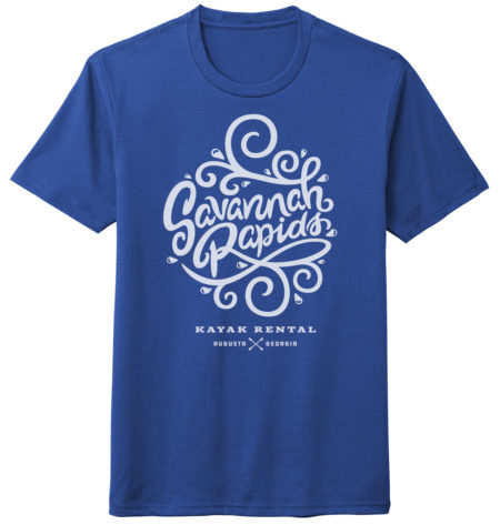 Savannah Rapids Kayak Rentals Shirt