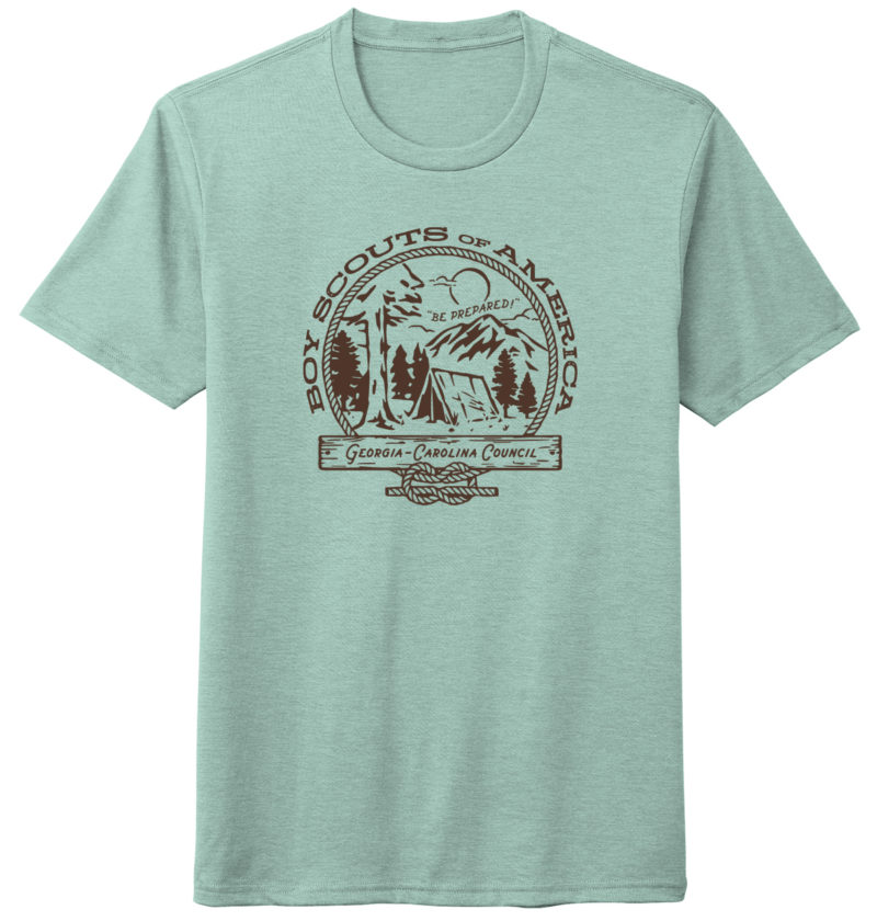 Georgia-Carolina Council, Boy Scouts of America Shirt