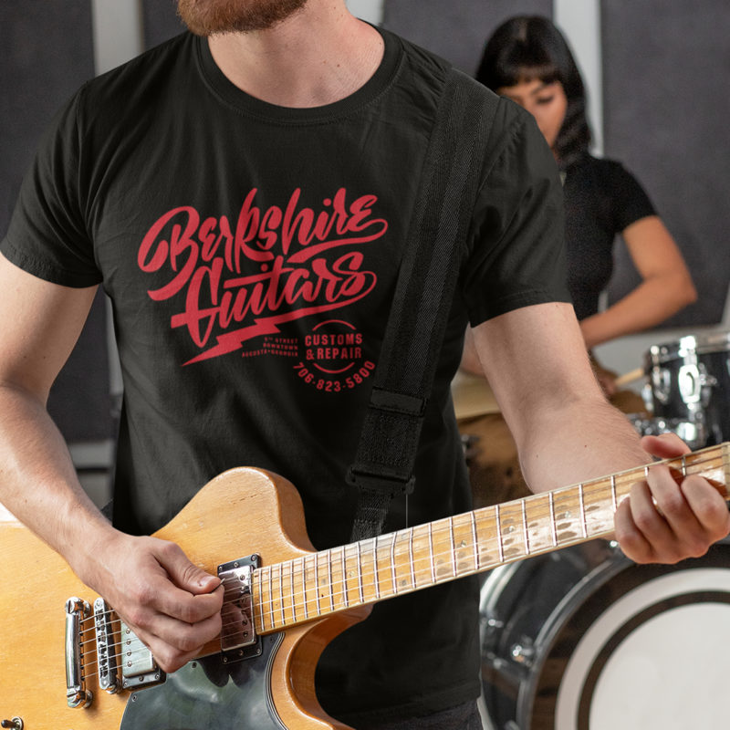 Berkshire Guitars Shirt