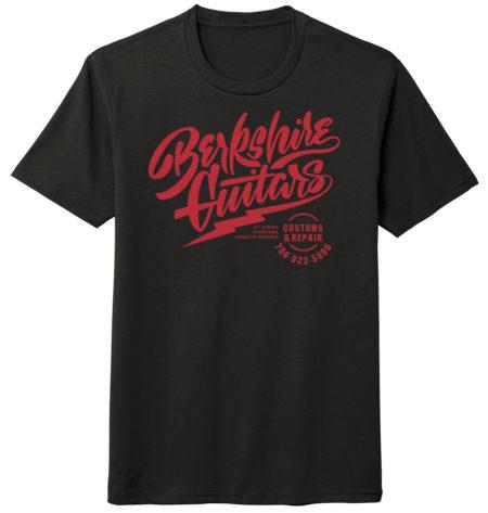 Berkshire Guitars Shirt