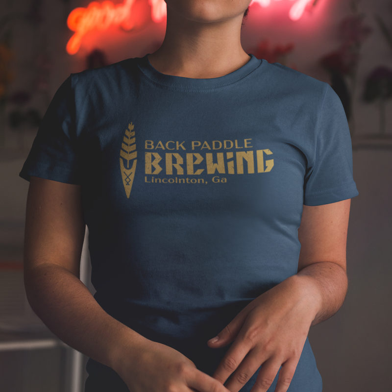Back Paddle Brewing Shirt