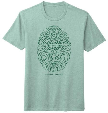 Cucumber & Mint Shirt