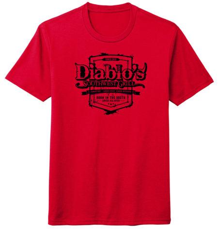 Diablo's Southwest Grill Shirt