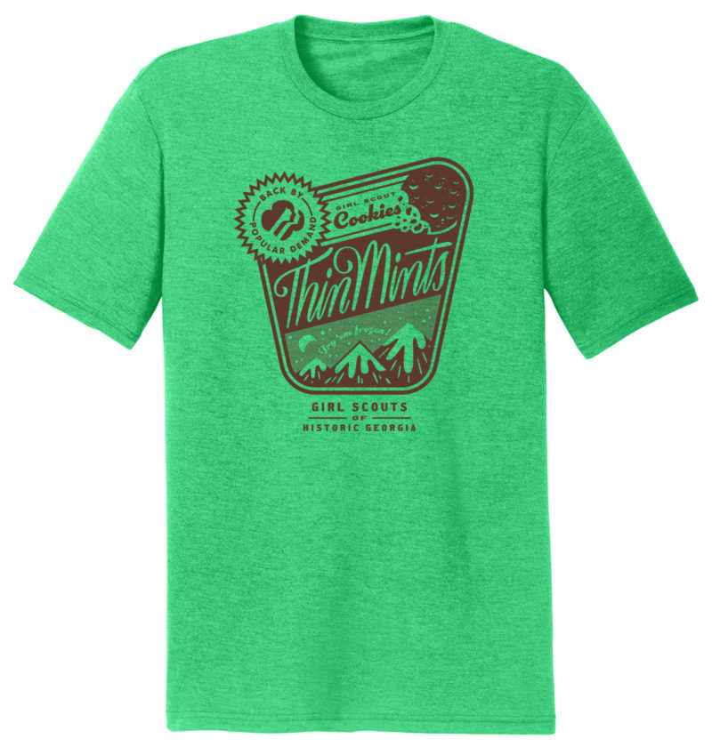 Girl Scouts of Historic Georgia Shirt
