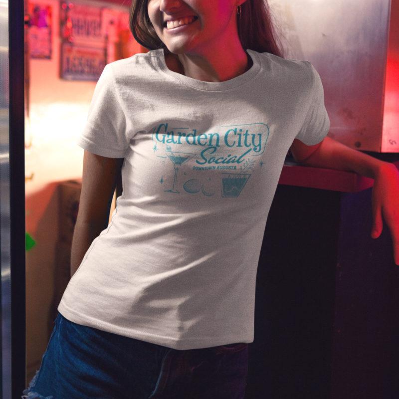 Garden City Social Shirt