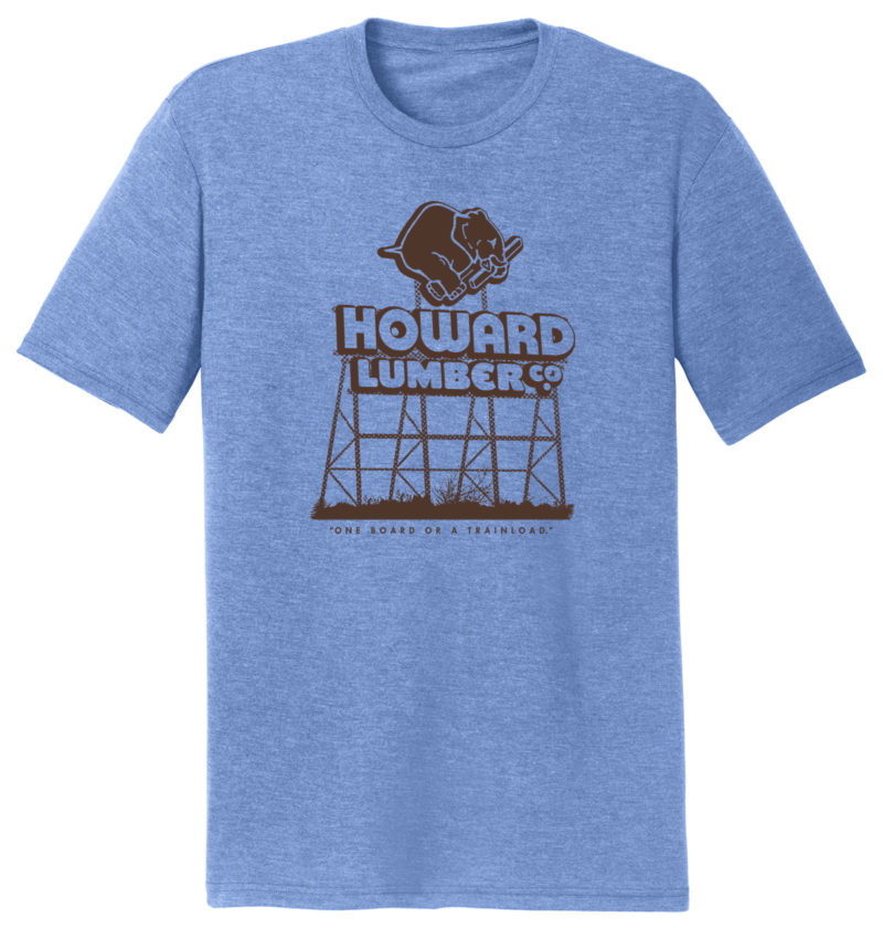 Howard Lumber Co Shirt