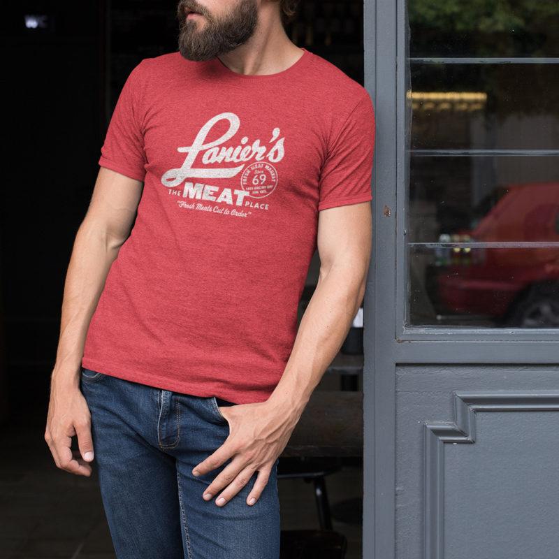 Lanier's Fresh Meat Market Shirt