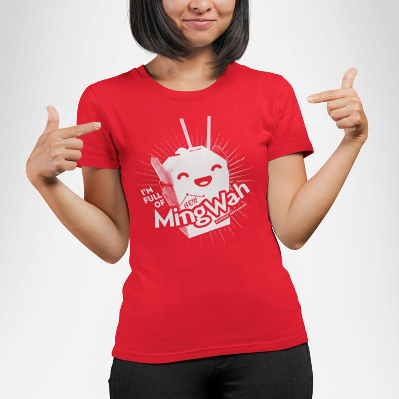 New Ming Wah Shirt