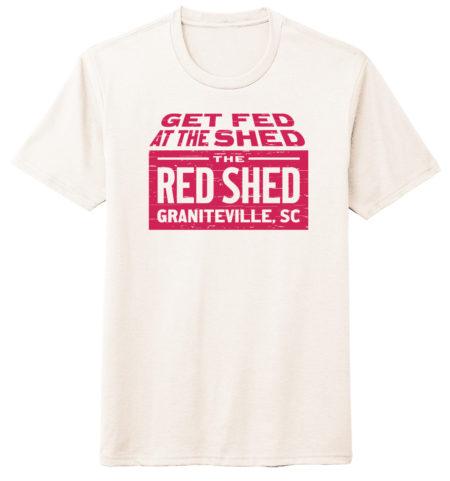 Red Shed Diner Shirt