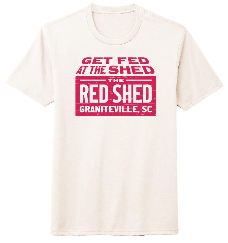 Red Shed Diner Shirt
