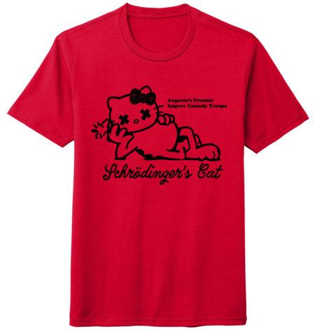 Schrodingers Cat Shirt