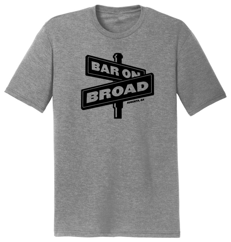Bar on Broad Shirt