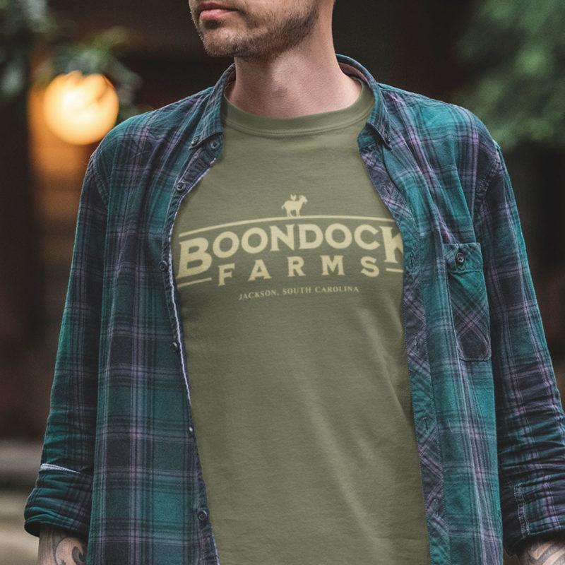 Boondock Farms Shirt