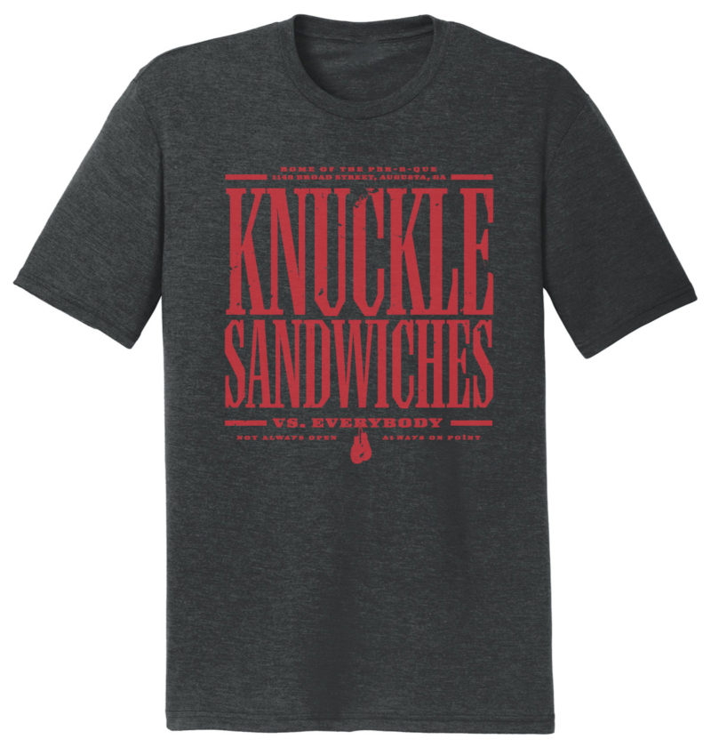 Knuckle Sandwiches Shirt