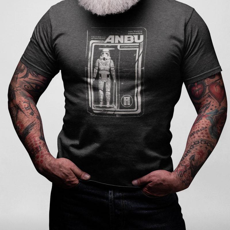 ANBU Art Collective Shirt