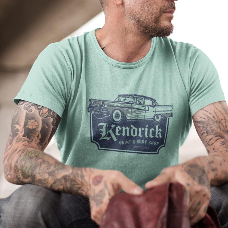 Kendrick Paint & Body Shirt