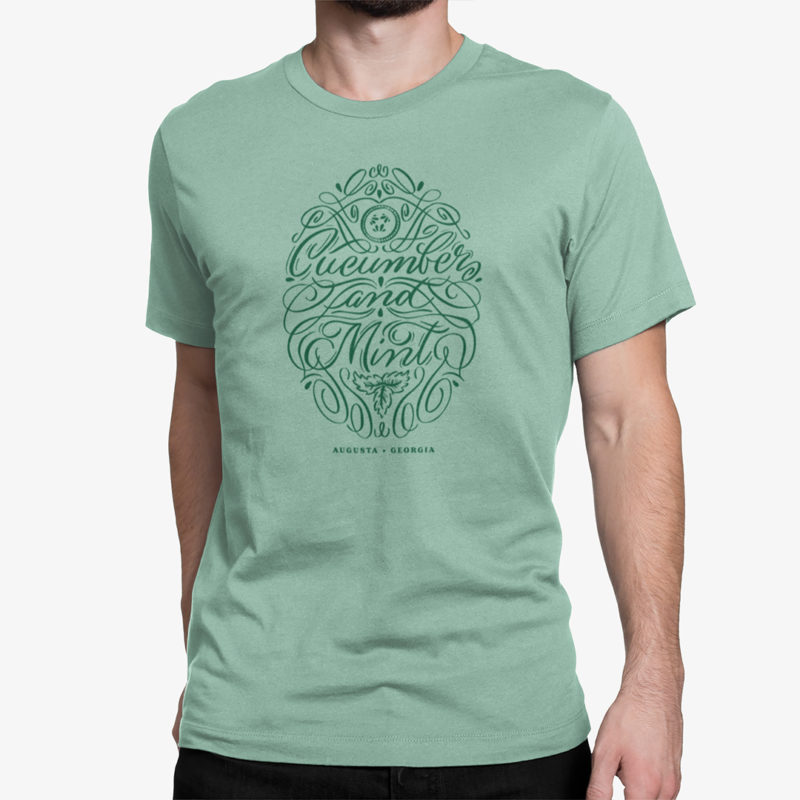 Cucumber & Mint Shirt