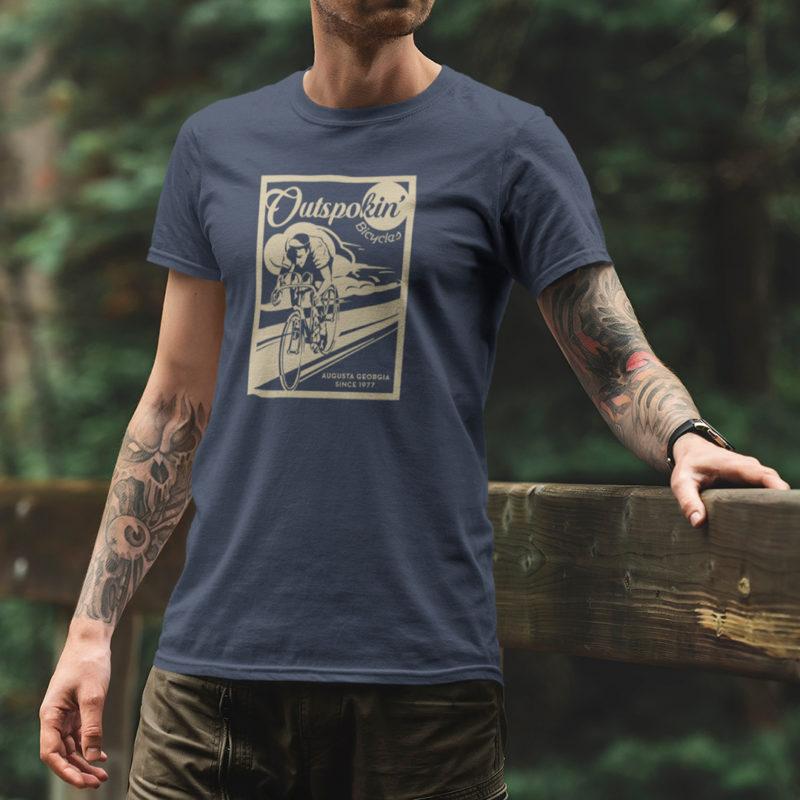 Outspokin' Bicycles Shirt
