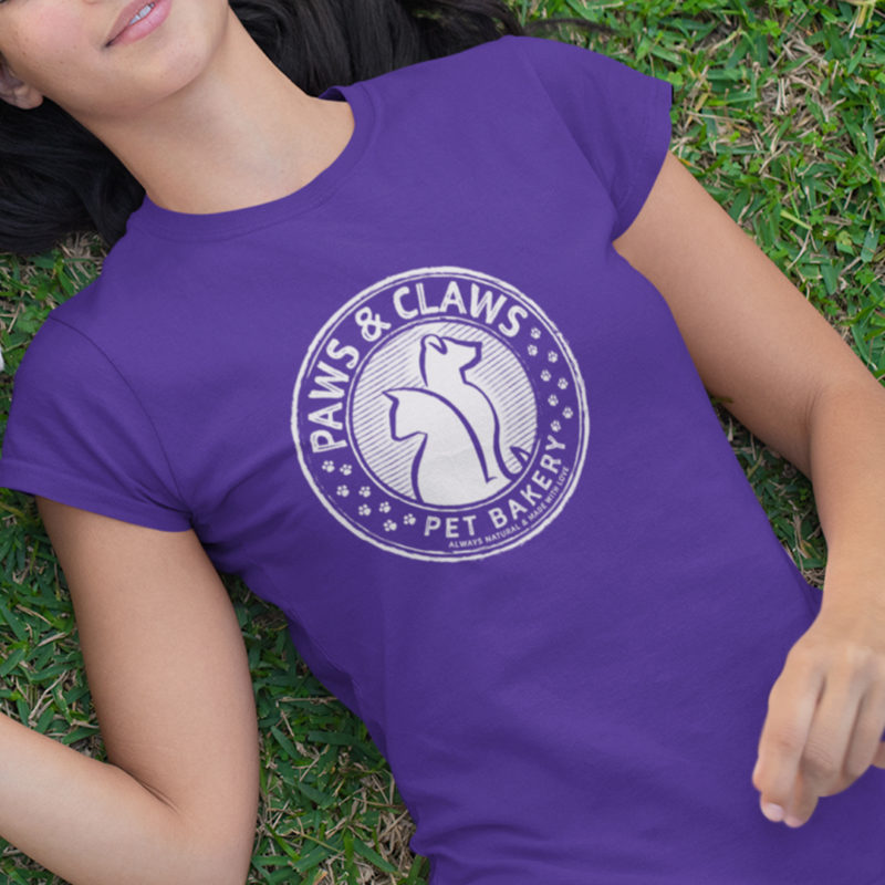 Paws & Claws Bakery Shirt