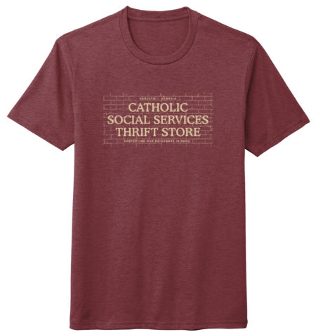 Catholic Social Services Thrift Store Shirt