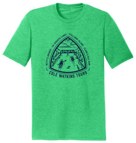 Cole Watkins Tours Shirt