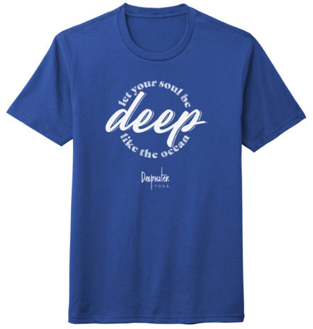 Deepwater Yoga Shirt