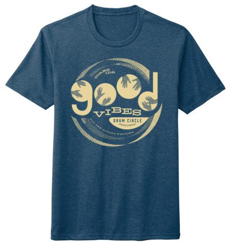 Drum Circle Augusta Shirt