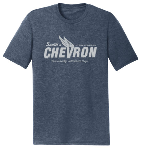 Smith's Chevron Shirt