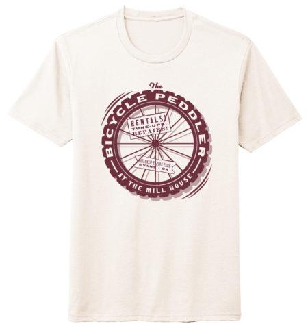 The Bicycle Peddler Shirt