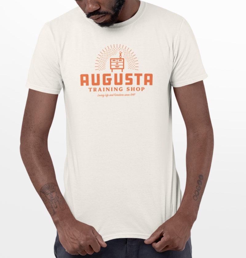 Augusta Training Shop Shirt