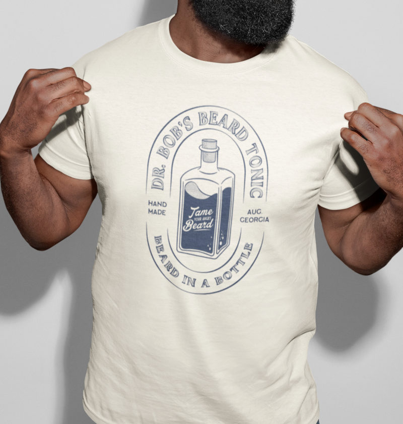 Dr. Bob's Beard Tonic Shirt