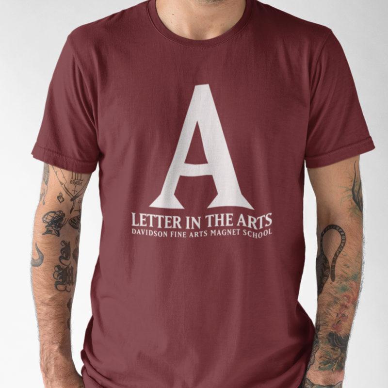 Davidson Fine Arts Magnet School Shirt