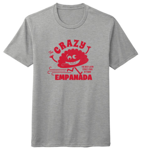 The Crazy Empanada Shirt