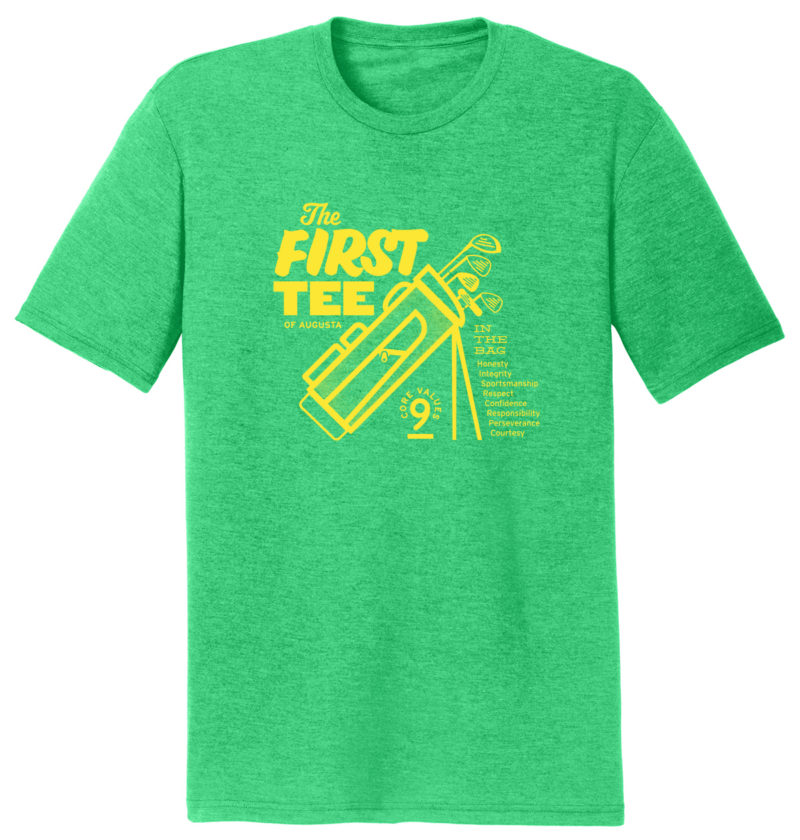 First Tee of Augusta Shirt