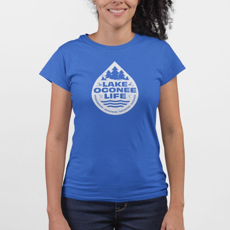 Lake Oconee Life Shirt