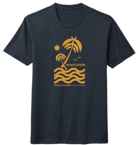 Pete Alewine Pools Shirt