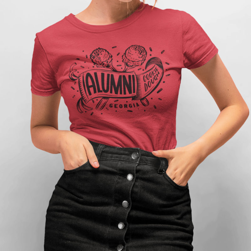 Alumni Cookie Dough Shirt