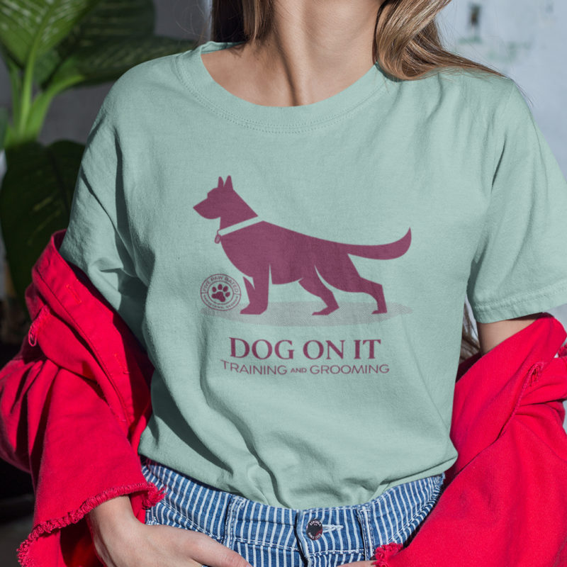 Dog On It Shirt